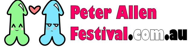 The Peter Allen Festival and Sex Services